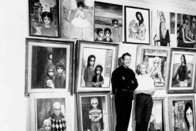 Margaret Keane says she told 'Big Eyes' truth on spur of the moment
