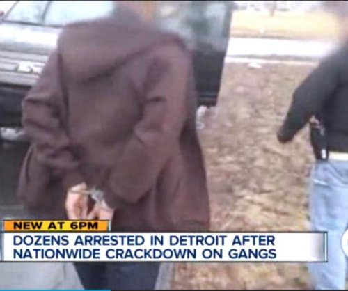 Federal gang crackdown nets nearly 1,000 suspects, firearms, drugs