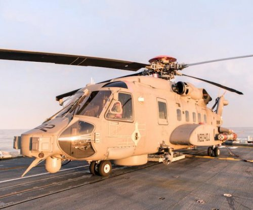 Canadian military receives first two CH-148 helos