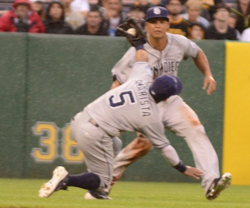 San Diego Padres beat San Francisco Giants for fifth straight win