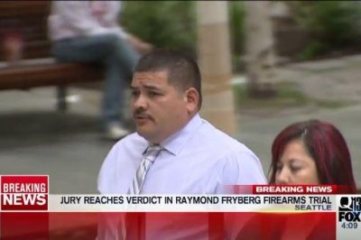 Father of Washington school shooter convicted on gun charges