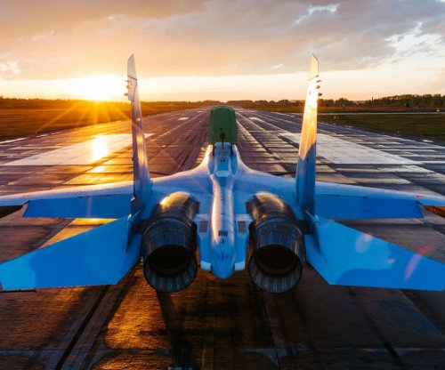 Russia reveals Su-30SME fighter at Singapore Airshow