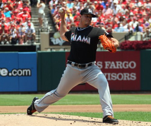 Miami Marlins beat Milwaukee Brewers despite disallowed homer