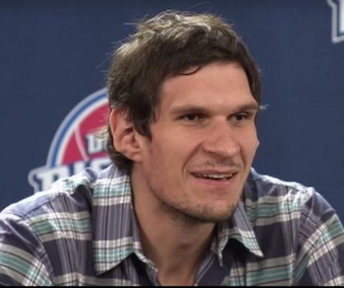Detroit Pistons sign Boban Marjanovic to multi-year deal
