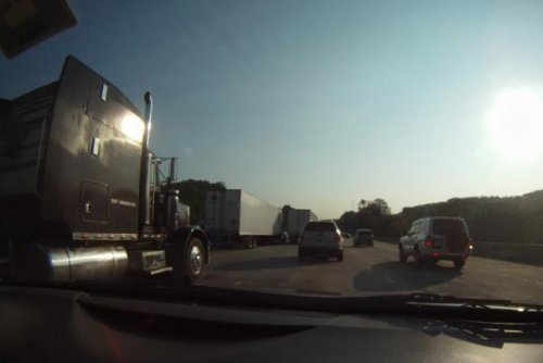 Rush-hour pollution study finds alarming results