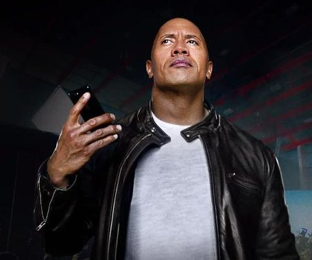 Dwayne Johnson uses Apple's Siri in new action-packed ad