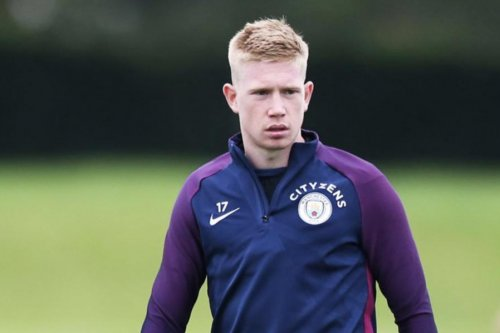 Kevin De Bruyne signs six-year contract with Manchester City