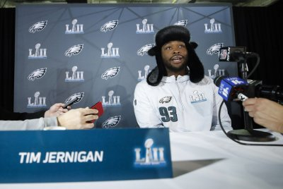 Eagles' Jernigan out 4-6 months; contract restructured