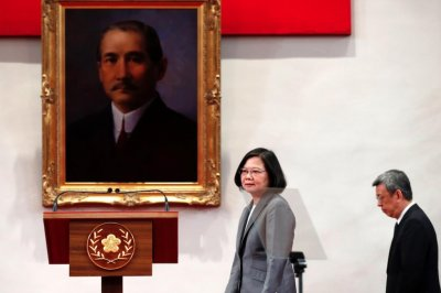 Taiwan slams Chinese allegations of espionage