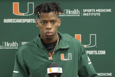 Report: Miami QB N'Kosi Perry embroiled in social media snafu