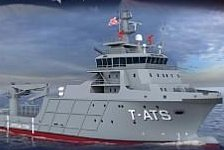 Cherokee Nation is name for Navy's newest towing, salvage, rescue ship