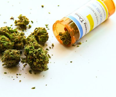 Survey: Older adults using marijuana for common health problems