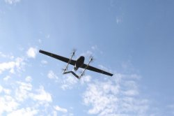 Navy tests aerial logistics drone on USS Gerald Ford