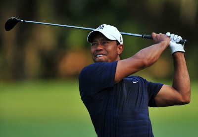 Woods: 'No pain' in practice round