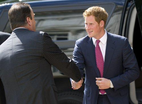 Prince Harry reportedly back together with Cressida Bonas