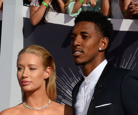Iggy Azalea gifts beau Nick Young a classic car