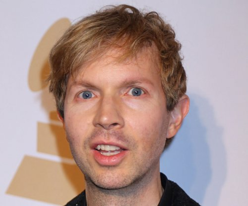 Beck, Sam Smith and Pharrell Williams win big at the Grammys