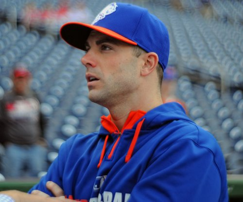 New York Mets' David Wright experiencing shoulder stiffness