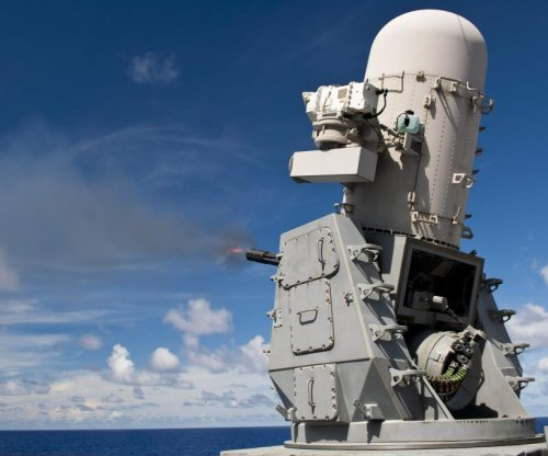 U.S. Navy awards Raytheon $159 million for Phalanx production