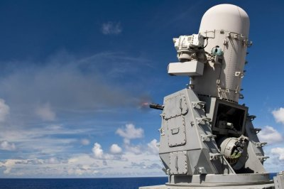 U.S. Navy awards Raytheon $159 million for Phalanx production