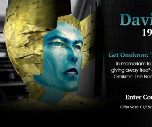 Sci-fi adventure game 'Omikron' starring David Bowie now available for free