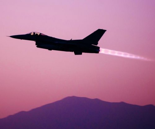 F-16 Fighting Falcon crashes on takeoff at Afghanistan air base, Pentagon says