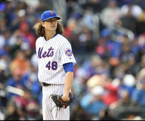 New York Mets' Jacob deGrom tosses one-hit gem to shut out Philadelphia Phillies