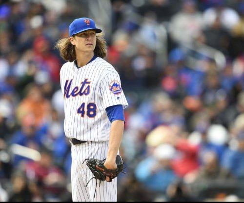 New York Mets' Jacob deGrom tosses one-hit gem to shut out Philadelphia Phillies