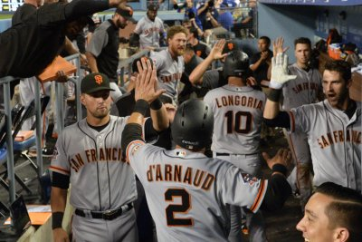 San Francisco Giants look to get back on track vs. Cincinnati Reds
