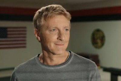 William Zabka: Johnny's 'trying to make it work' in 'Cobra Kai'