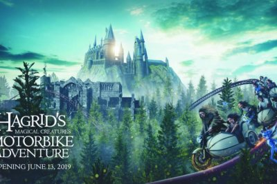 Hagrid ride coming to Universal Orlando's 'Harry Potter' park in June