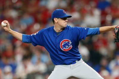 Cubs tie Cardinals atop NL Central with shutout victory