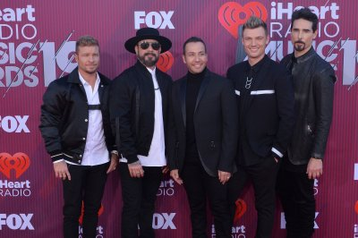 Backstreet Boys cut show short due to storm