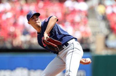 Cleveland takes option on Ubaldo Jimenez