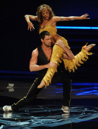 Aaron, Karina booted from 'DWTS'