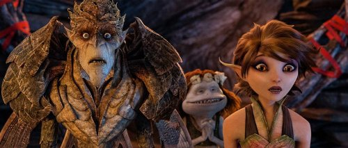 Lucasfilm's animated 'Strange Magic' set for Jan. 23 release