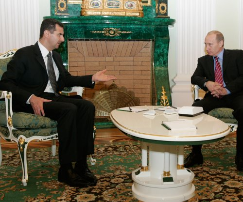 Syrian government agrees to Russian-backed talks with opposition