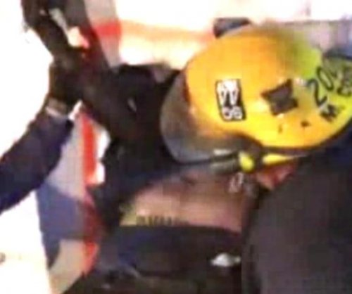 Man rescued from Phoenix chimney after prank goes wrong