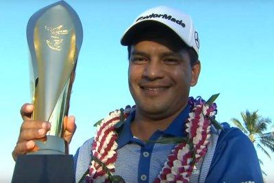 Fabian Gomez wins playoff to take Sony Open