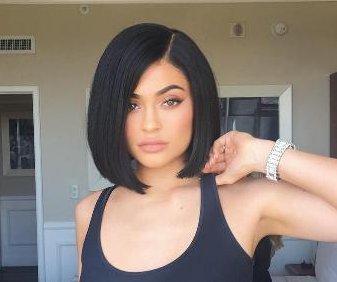 Kylie Jenner debuts short hair, denies pregnancy rumors