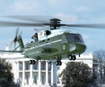Lockheed Martin announces presidential helicopter milestone