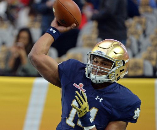 Notre Dame football: Fighting Irish QB's Malik Zaire, DeShone Kizer to rotate in opener