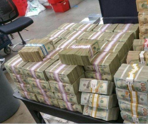U.S. Border Patrol seize more than $3M cash en route to Mexico