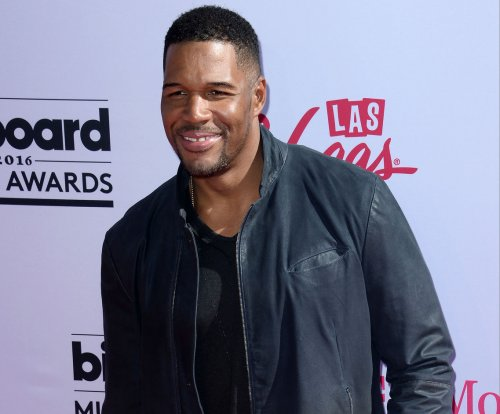 Michael Strahan officially a full-time anchor on 'Good Morning America'