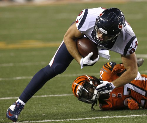 Houston Texans' Ryan Griffin returns home to face New England Patriots