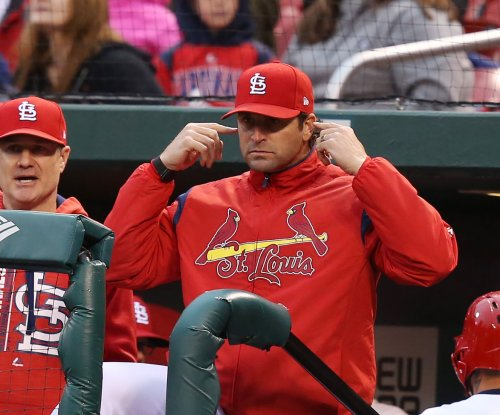 St. Louis Cardinals manager Mike Matheny ejected vs. San Francisco Giants