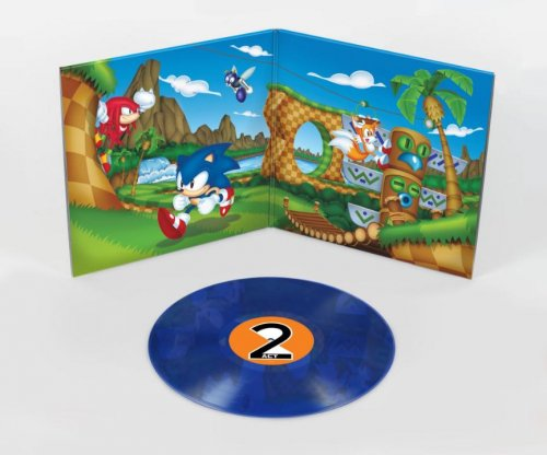 'Sonic Mania' soundtrack headed to vinyl