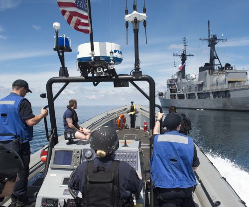 U.S., Philippines jointly patrol Sulu Sea for piracy