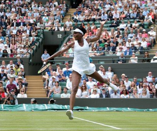 2017 Wimbledon: Venus Williams survives second-round scare