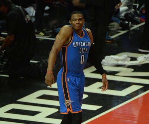 Russell Westbrook's 11th triple-double lifts Oklahoma City Thunder over Utah Jazz